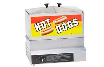 Hot Dog Steamer Rental Orange County